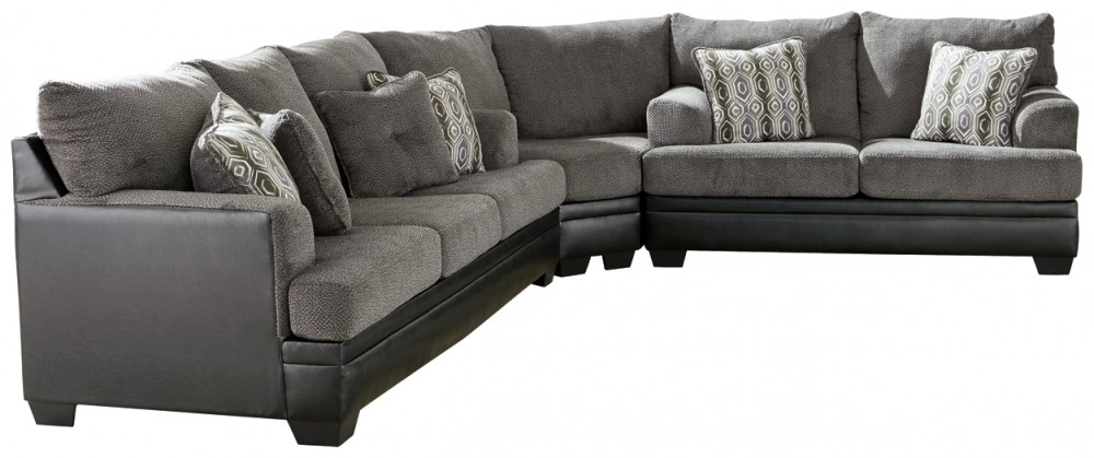 Millingar - Millingar 3-Piece Sectional
