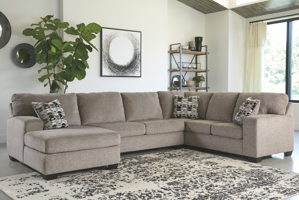Ballinasloe - 3-Piece Sectional with Chaise | 80702S1/16 ...