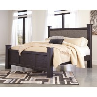 Reylow - Reylow King Poster Bed