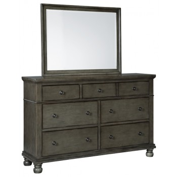 Devensted Dresser and Mirror