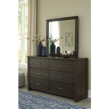 Darbry - Darbry Dresser and Mirror
