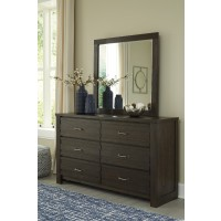 Darbry - Darbry Dresser and Mirror