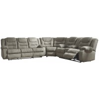 McCade - McCade 3-Piece Reclining Sectional