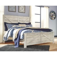 Bellaby - Bellaby King Panel Bed