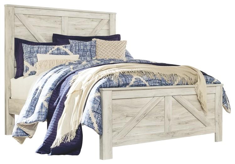 Bellaby - Queen Crossbuck Panel Bed