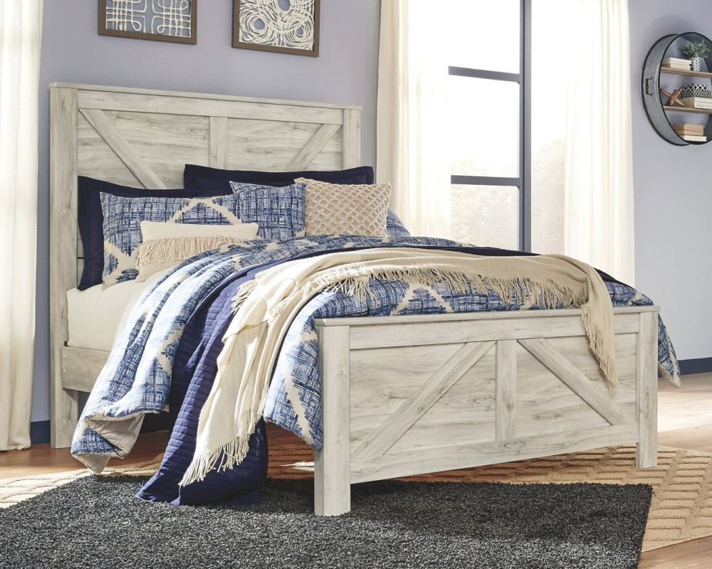 Bellaby - Queen Panel Bed
