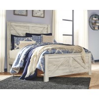Bellaby - Queen Crossbuck Panel Bed