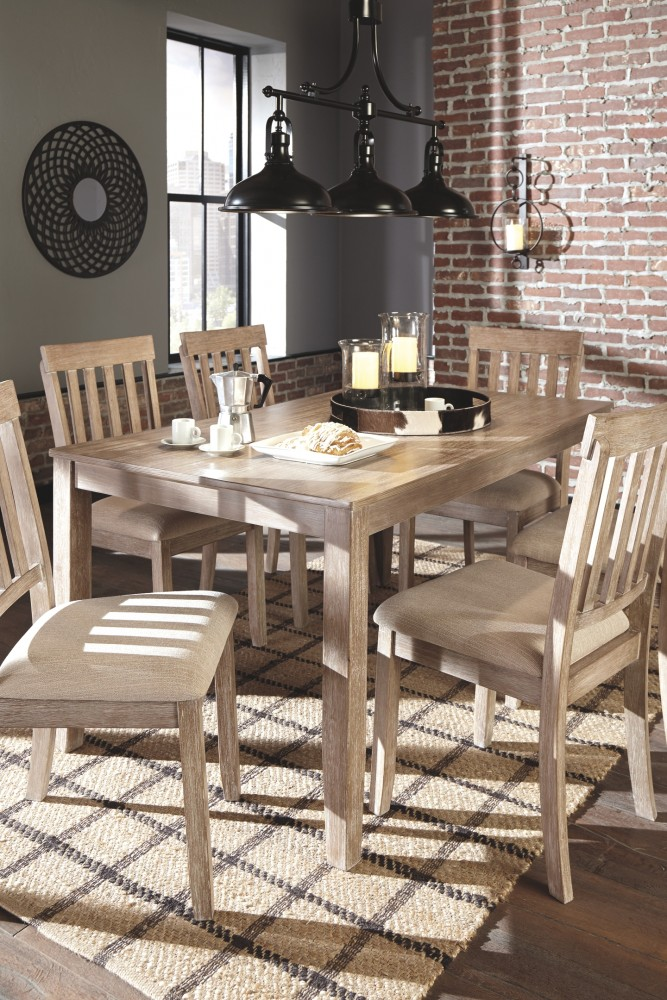 Dining Room Table Set (7/CN