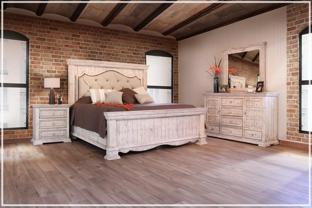 Charleston Bedroom collection - Unique Piece Exclusive