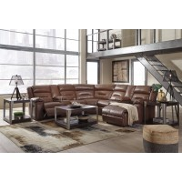 Ashley-51104-sectional-recliner-chaise