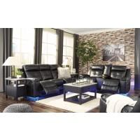 Ashley-sofa-loveseat-lighted-base
