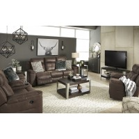 Ashley-reclining-sofa-loveseat