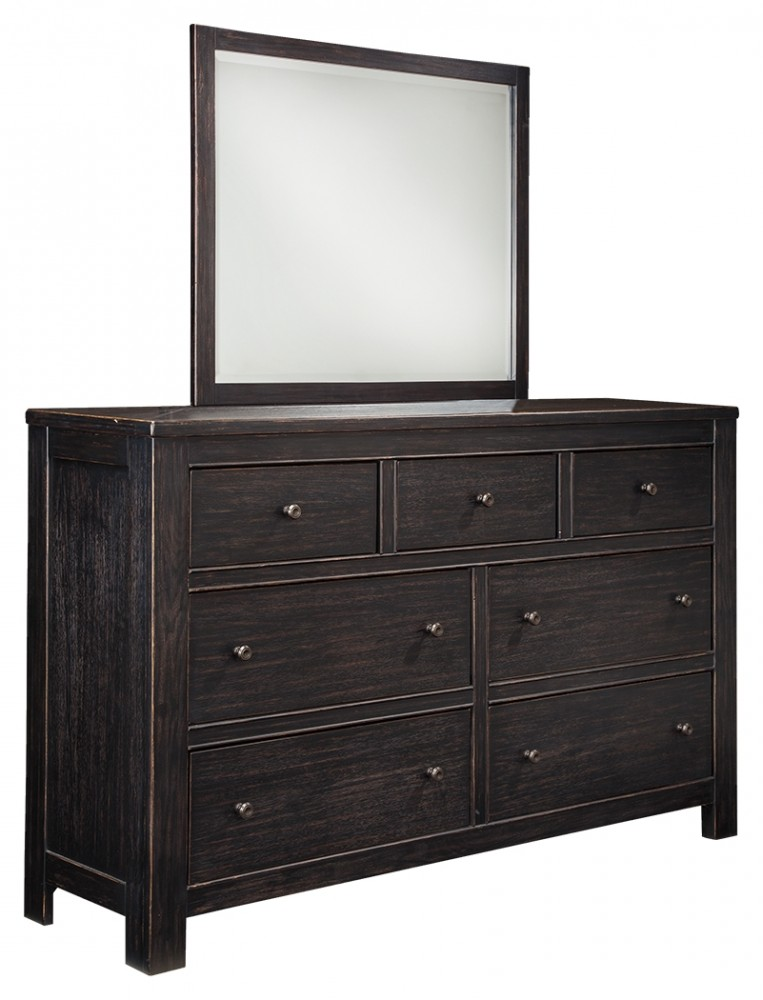 Kolvey - Kolvey Dresser and Mirror