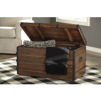 Kettleby - Brown - Storage Trunk