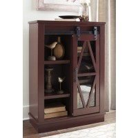 Bronfield - Red - Accent Cabinet