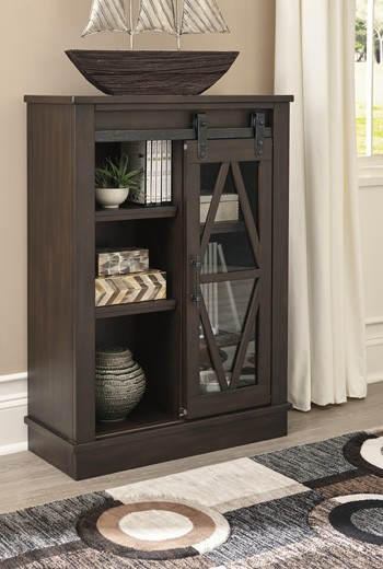 Incredible Bronfield Brown Accent Cabinet Home Interior And Landscaping Palasignezvosmurscom