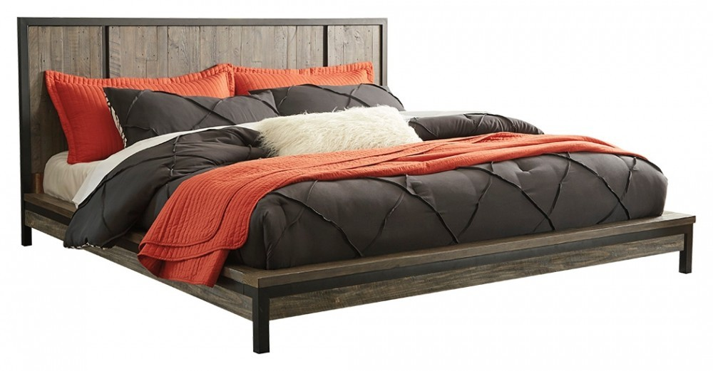 Cazentine King Panel Bed