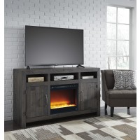 Mayflyn TV Stand with Fireplace