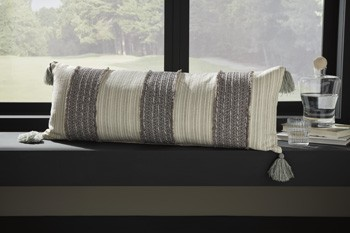 Linwood - Gray/Cream - Pillow