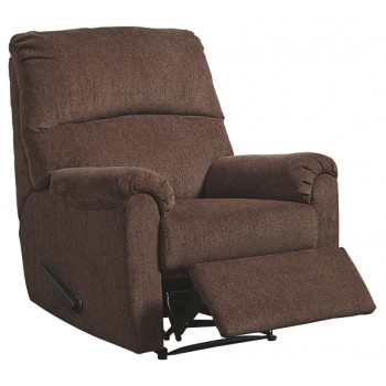 Nerviano - Chocolate - Zero Wall Recliner
