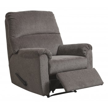 Nerviano - Gray - Zero Wall Recliner