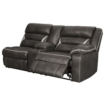 Kincord Right-Arm Facing Power Reclining Sofa with Console