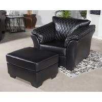 Betrillo - Black - Chair