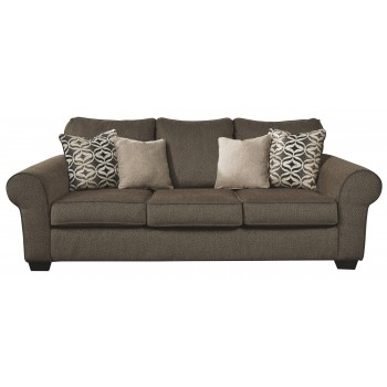 Nesso - Walnut - Sofa