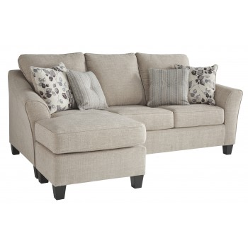 Abney - Driftwood - Sofa Chaise