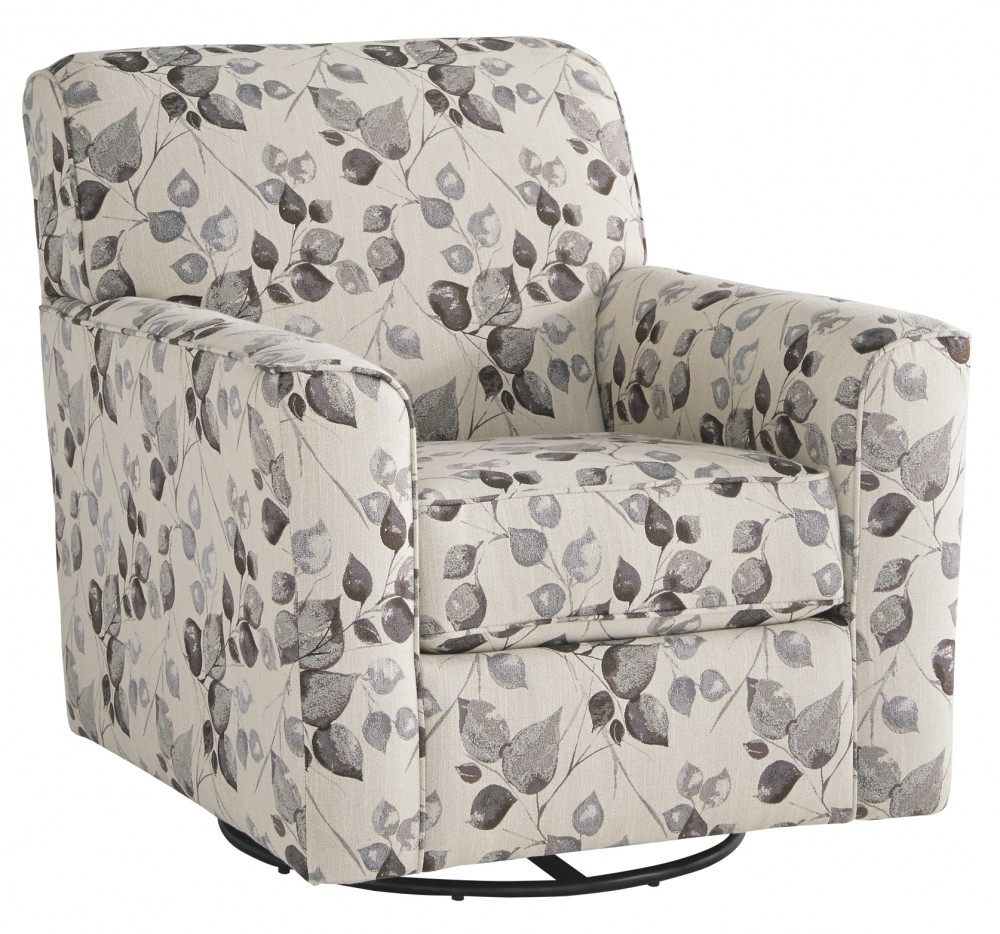 Phenomenal Abney Driftwood Swivel Accent Chair Creativecarmelina Interior Chair Design Creativecarmelinacom