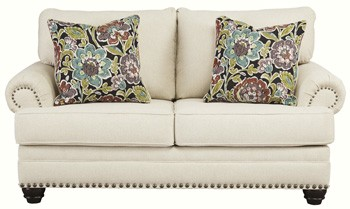 Harrietson - Shell - Loveseat