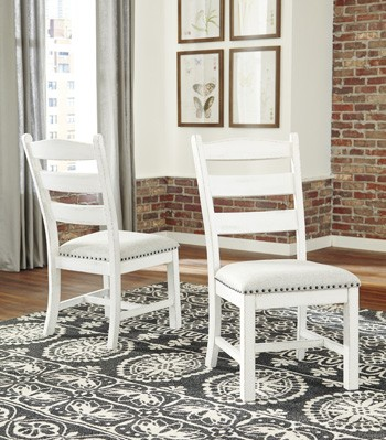Wystfield - Two-tone - Dining UPH Side Chair (2/CN)