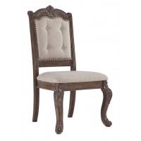 Charmond - Brown - Dining UPH Side Chair (2/CN)
