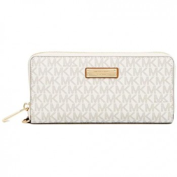 Michael Kors Jet Set Travel Travel Continental Wristlet - Signature