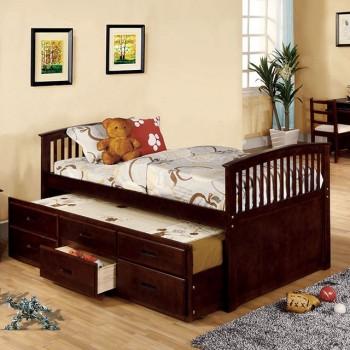 Bella II - Captain Twin Bed