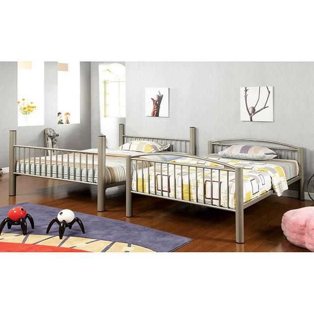 Lovia - Full/Full Bunk Bed