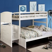 Appenzell - Twin/Full Bunk Bed
