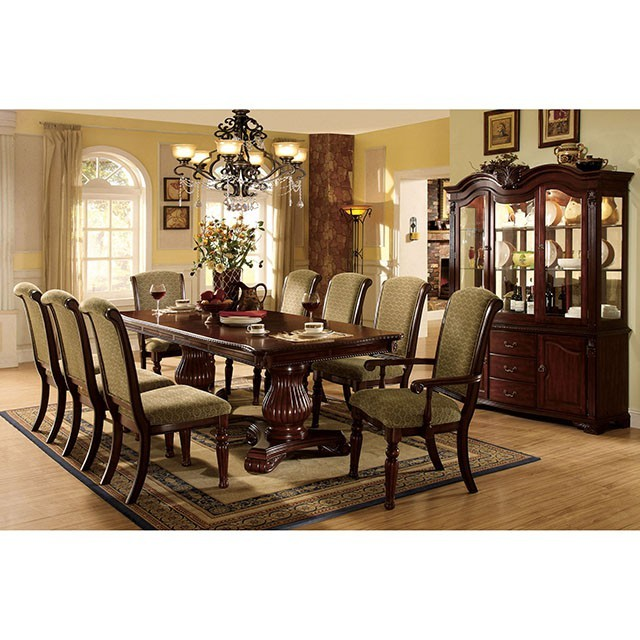 Formal Dining Table: Majesta II - Formal Dining Table