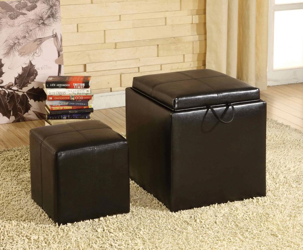 Surprising Littleton Nested Ottoman Ncnpc Chair Design For Home Ncnpcorg