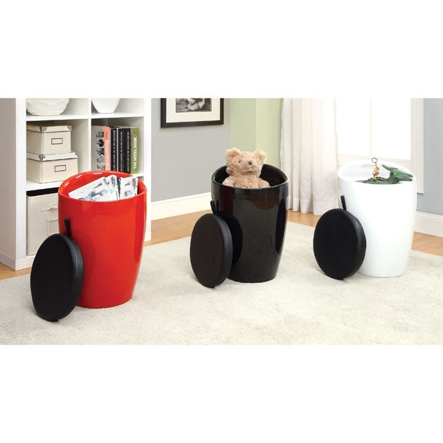 Rolla - Storage Stool