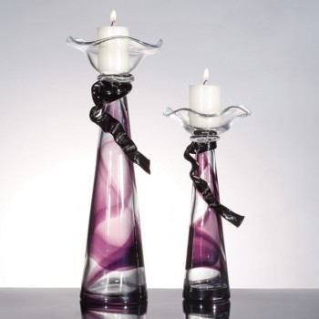 Meryl - Candle Holder Set (4/Box)