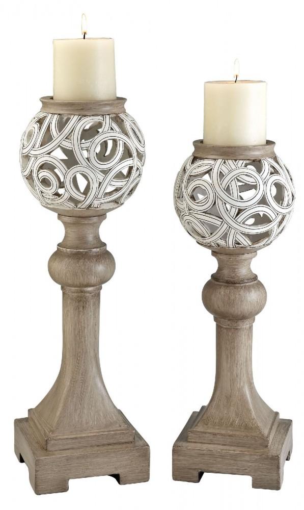 Krista - Candle Holder Set