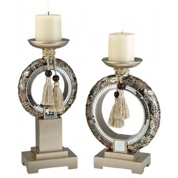 Farrah - Candle Holder Set (2/Box)