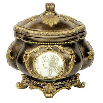 Sophia - Decorative Bowl (4/Box)