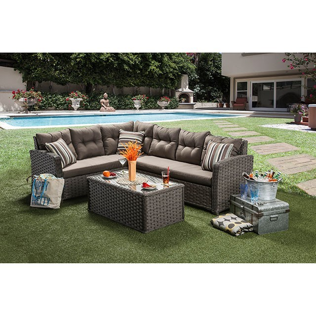 Moura - Patio Sectional