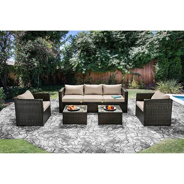 Olina - Patio Sofa Set