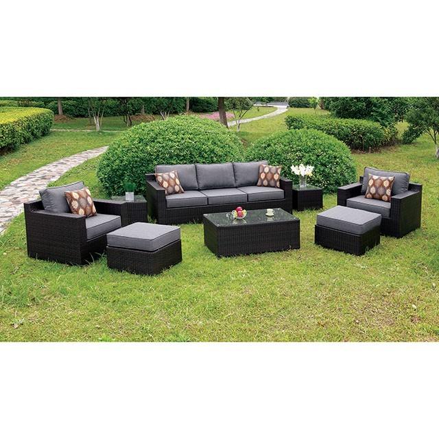 Helina - 8 Pc. Patio Sofa Set
