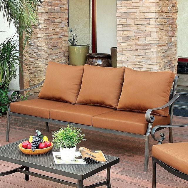Bonquesha I - Patio Sofa