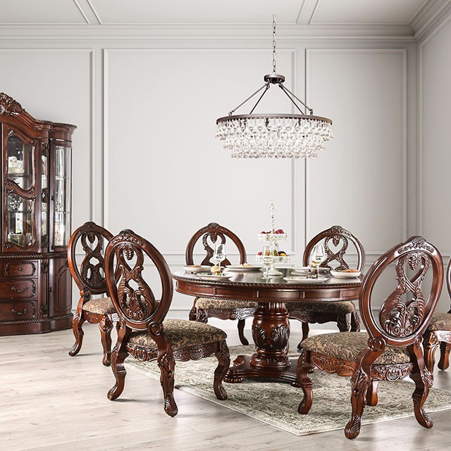 Tuscany I - Formal Dining Table