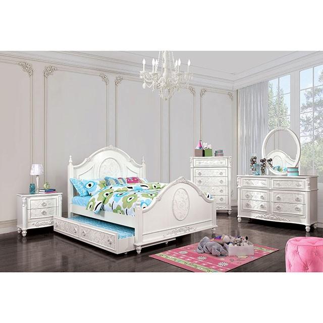 Henrietta Dresser Cm7192d Dresser Mirror Brian Furniture Online Com